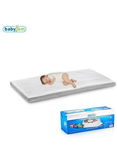 Baby Jem Babyjem Visco Yatak 65X95  Beyaz